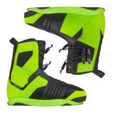 Ronix Preston Wakeboard Boot 2015 psycho green