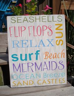 Beach Cottage Decor - Bing Images  like this too