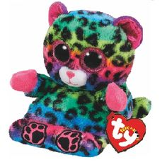 This Lance Leopard Ty Peek a Boo Phone Holder is an adorable TY smartphone holder and cleaner. It has multicoloured rainbow plush and big pink sparkly eyes. Order your Ty plush toys online for fast UK delivery. All Beanie Boos, Ty Beanie Boos Collection, Ty Babies, Beanie Babies, Barbie Chelsea Doll, American Girl Doll Room, Pusheen Plush, Ty Plush, Kid Braid Styles