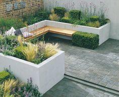 Gartengestaltung Mit Kies Und Steinen Rattan Liegen Kissen | Garden U0026  Design | Pinterest | Gardens