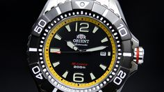 The final release from the Orient M-Force Titanium line comes in the form of SDV01002B0. This bold, tough piece is sure to help you survive the fall and winter months in style. The defining feature...
