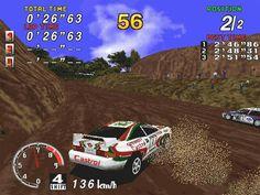 Sega Rally - Arcade