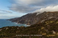 Slieve League Landscape Photos, Landscape Photography, Irish Greetings, Dublin, Greeting Cards, Water, Outdoor, Gripe Water, Outdoors