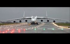 AN-225. 10 of the world's biggest cargo planes
