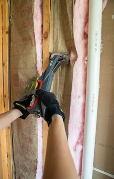 How to install batt insulation the easy way