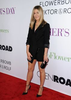 Jennifer Aniston's style file