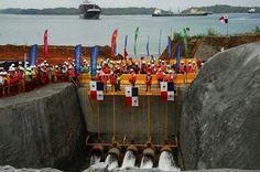 Canal de Panamá #nuestrocanal #uniendohorizontes