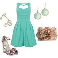 I heart fashion, created by sayancik on Polyvore