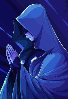 Steven Universe Blue Diamond