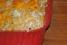 Civil War Mac and Cheese - this looks like a good old fashioned recipe
