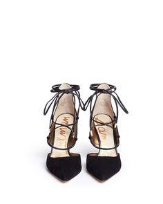 Sam Edelman Heels | Lyst™ Shoe Lyst...