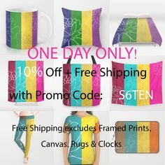 *TODAY ONLY* 10% Off + Free Shipping with Promo Code:  S6TEN **TODAY ONLY** 10% Off + Free Shipping with Promo Code: S6TEN ~~Free Shipping excludes Framed Prints,Canvas, Rugs & Clocks~~ #freeshipping #specialoffer #discount #sale #deal #lastminutedeal #onlineshop #decor #homedecor #decorideas #gift #giftideas #giftforher #giftforhim #art #artsy #artist #trend #trendy #wallart #kitchen #bathroom #bedroom #accessories #gadget #cover #case #bedding #fashion #tee #leggings #photography…