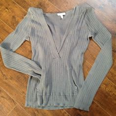 Aeropostale Sweaters - Aeropostale Lightweight Knit Hoodie Lightweight Jacket, Aeropostale, V Neck, Pocket, Hoodies, Knitting, Best Deals, Womens Fashion, Sweaters