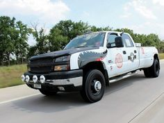 2006 Chevy Duramax, 2006 Dodge Ram 3500 and a 1999 Dodge Ram 2500 - Working Readers' Rigs