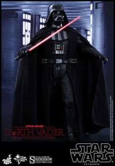 Hot Toys Star Wars Darth Vader Episode IV - A New Hope 1/6 Scale Figure