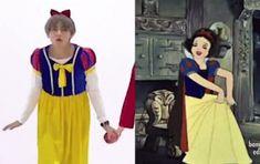 Taehyung Bts GIF - Taehyung Bts Snow - Discover & Share GIFs