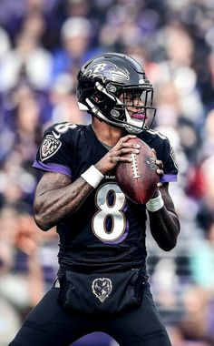 Check out all our Baltimore Ravens merchandise! Nfl Football Helmets, Nfl Football Players, Best Football Team, Football Art, Custom Football, Football Uniforms, College Football, Lamar Jackson Wallpaper, Baltimore Ravens Wallpapers