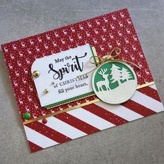 6 x Christmas Glitter Edge Baubles Embellishments Craft Cardmaking Scrapbooking