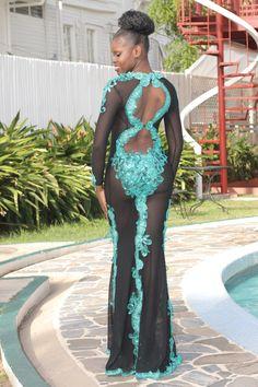 Designer :Mwanza Glenn Model: Oranda Sillivan Photographer:Arian Brown