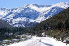 Brokeback Mountain is actually Arteaga, Coahuila