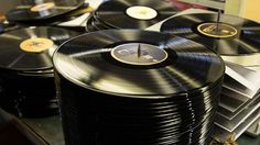 New vinyl manufacturing method could produce 24,000 records a day