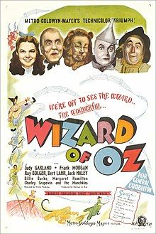 The Wizard of Oz (1939 film) - Wikiquote