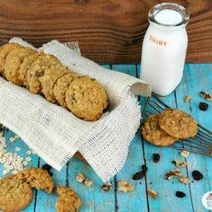 Pumpkin Oatmeal Cookies from @Spoonful
