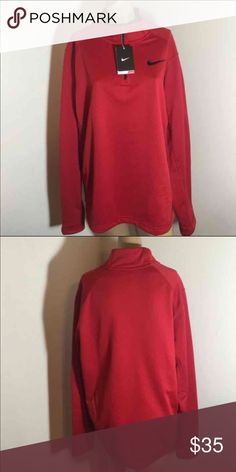 NWT Nike Therma-Fit Longsleve Sweater Size L NWT Nike Therma-Fit Longsleve Sweater Size L Nike Sweaters Turtleneck