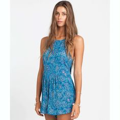 Romp Around Romper | Billabong US