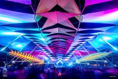 The DoLab Structures are amazing~! #inspirational #geometry #festivals