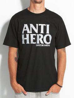 #Anti #Hero #Skateboards Black Hero #Tshirt $16.99