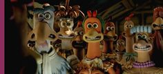 Chicken Run Movie, Chicken Runs, Nick Park, Peter Lord, Timmy Time, Golden Globe Nominations, 20 Year Anniversary, Shaun The Sheep, Free Tv Shows