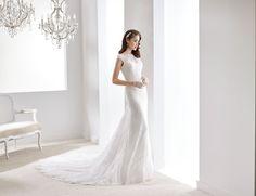 Moda sposa 2016 - Collezione JOLIES.  JOAB16513. Abito da sposa Nicole.