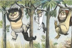 Let the Wild Rumpus Begin...RIP Maurice Sendak...and Thank you!