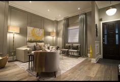 Grand Contemporary Home Makeover from Income Property | Photos | HGTV Canada