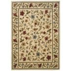 Nourison India House Multicolor 8 ft. x 10 ft. 6 in. Area Rug-416643 at The Home Depot