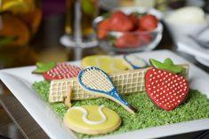 Wimbledon Afternoon Tea Plate