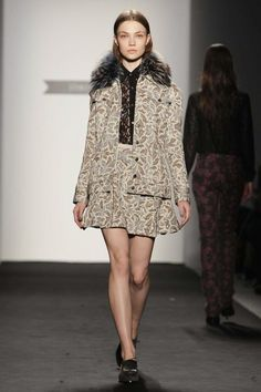 TIMO WEILAND Donna Pret a porter New York - autunno inverno 2013 - Foto 23