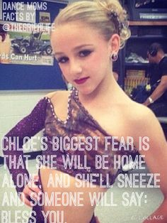 Dance Moms Facts!!!