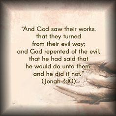 Jonah 3:10 Prophet Jonah, Ministry, Faith, Sayings, Children, Young Children, Boys, Lyrics, Kids