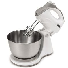Sunbeam FPSBHS0301 250-Watt 5-Speed Hand and Stand Mixer