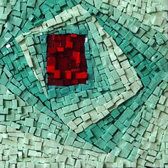 By Shug Jones. Tesserae Mosaic Studio