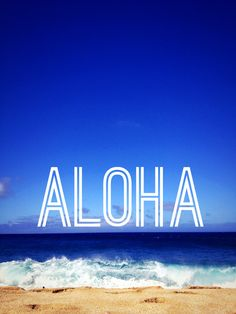 """You can never start or end a conversation with """"Aloha"""". It's a never ending loop of disaster."""