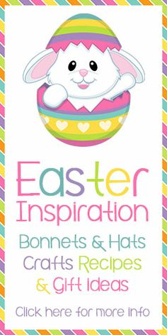 Easter Ideas - Craft, Bonnets, Hats, Recipes, Gifts and Free Easter Coloring Pages, Easter Colouring, Play Ideas, Craft Ideas, Holiday Crafts, Holiday Ideas, Easter Hat Parade, Easter Play, Easter Bonnets
