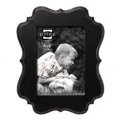 Prinz Annabelle Ashwood Veneer Wood Picture Frame & Reviews | Wayfair