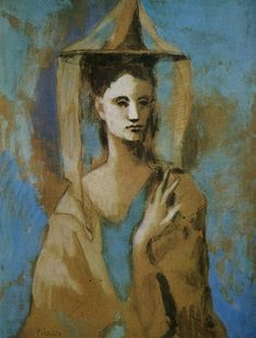 Pablo Picasso - Woman of Majorca