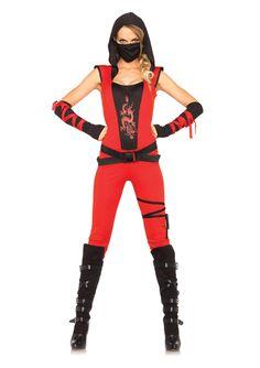 Red Ninja Assassin