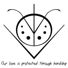 """Sigil Athenaeum - Could you maybe do a sigil for """"Our love will be..."""