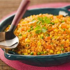 Mexican Recipes 20653 Mexican Rice Plus Easy Soup Recipes, Cooking Recipes, Healthy Recipes, Dinner Recipes, Mexican Rice Recipes, Quick And Easy Soup, Breakfast Recipes, Food And Drink, Easy Meals