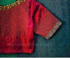 Simple Saree Blouse Designs, Choli Blouse Design, Saree Kuchu Designs, Pattu Saree Blouse Designs, Stylish Blouse Design, Fancy Blouse Designs, Bridal Blouse Designs, Blouse Neck Designs, Maggam Work Designs